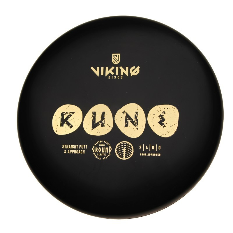 Viking Discs Ground Rune