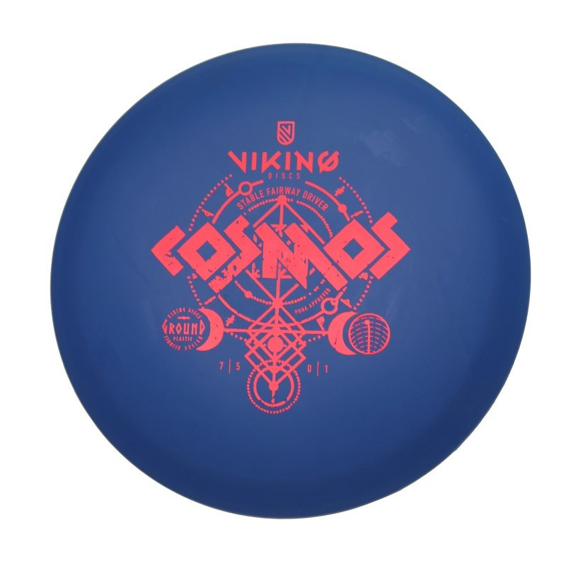 Viking Discs Ground Cosmos