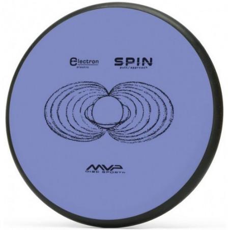 MVP Electron Spin