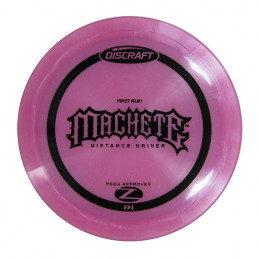 Discraft Z Machete (First run)