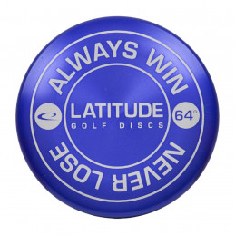 Latitude 64º Metal Mini