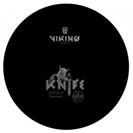 Viking Discs Armor Knife