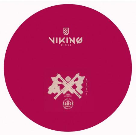 Viking Discs Armor Axe