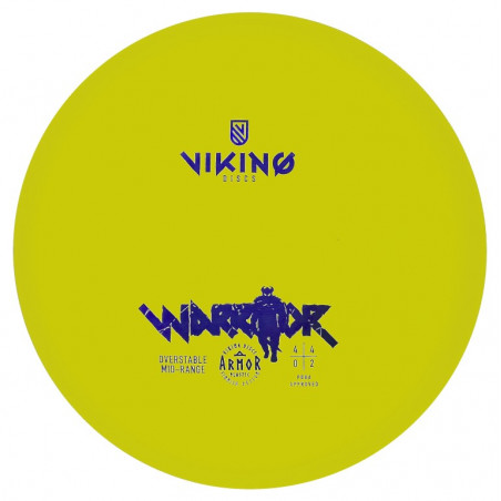Viking Discs Armor Warrior