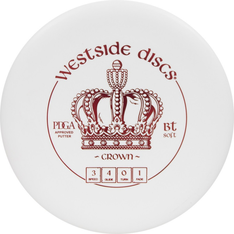 Westside Discs BT Soft Crown