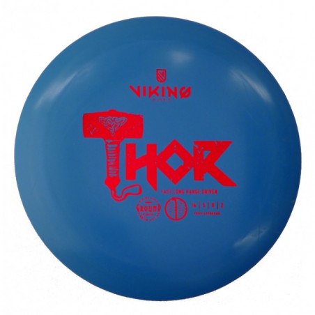 Viking Discs Ground Thor