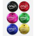 MVP Metal Micro BagTag