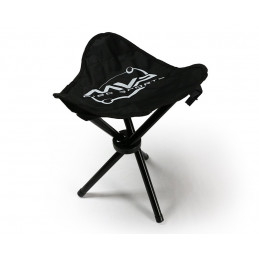 MVP Orbit Logo Tri-Pod Stool