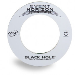 Black Hole® Event Horizon Korvivalgustus
