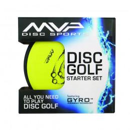 MVP Electron Three Disc Set
