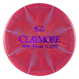 Latitude 64º Retro Line Claymore (Burst)