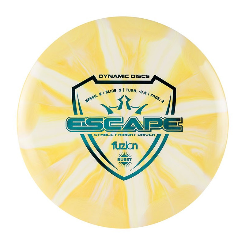Dynamic Discs Fuzion Escape (Burst)