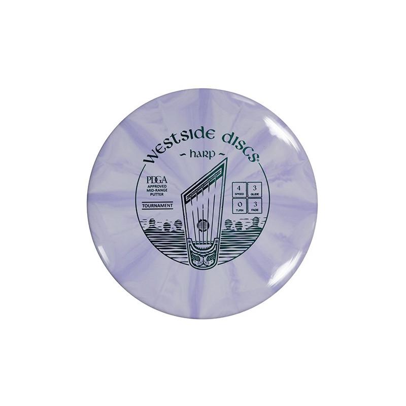 Westside Discs Tournament Harp (Burst)