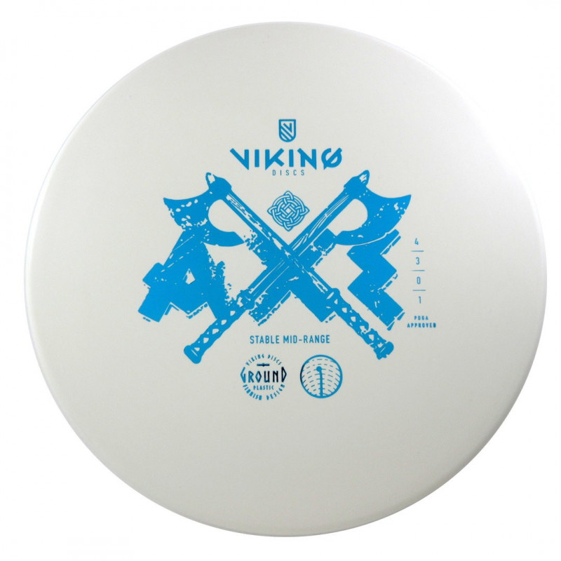 Viking Discs Ground Axe