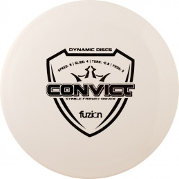 Dynamic Discs Fuzion Convict
