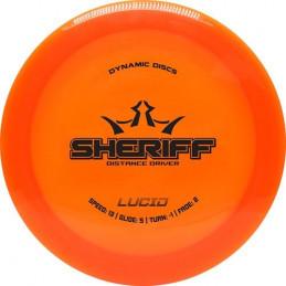 Dynamic Discs Lucid Sheriff