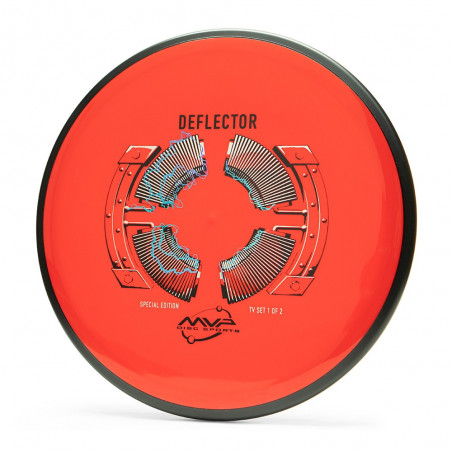 MVP Neutron Deflector (SE TV Deflection Coil)