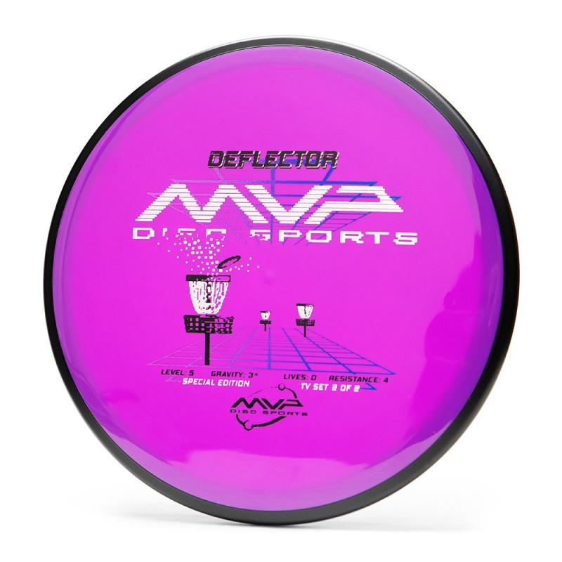 MVP Neutron Deflector (SE 8-bit Gamer)