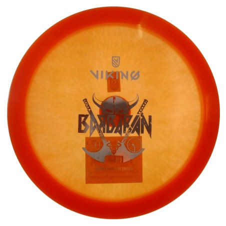 Viking Discs Fire Barbarian