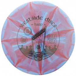 Westside Discs BT Medium Harp (Burst)