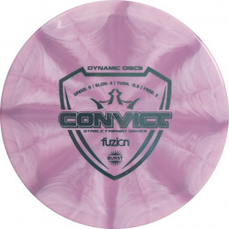 Dynamic Discs Fuzion Convict (Burst)