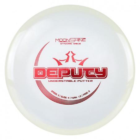 Dynamic Discs Moonshine Deputy