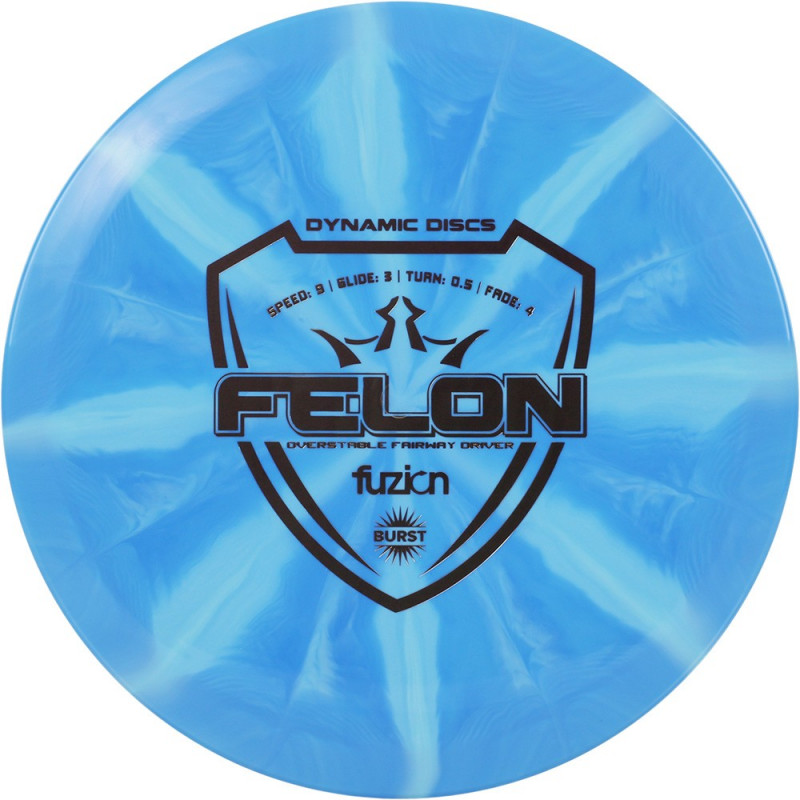 Dynamic Discs Fuzion (Burst) Felon