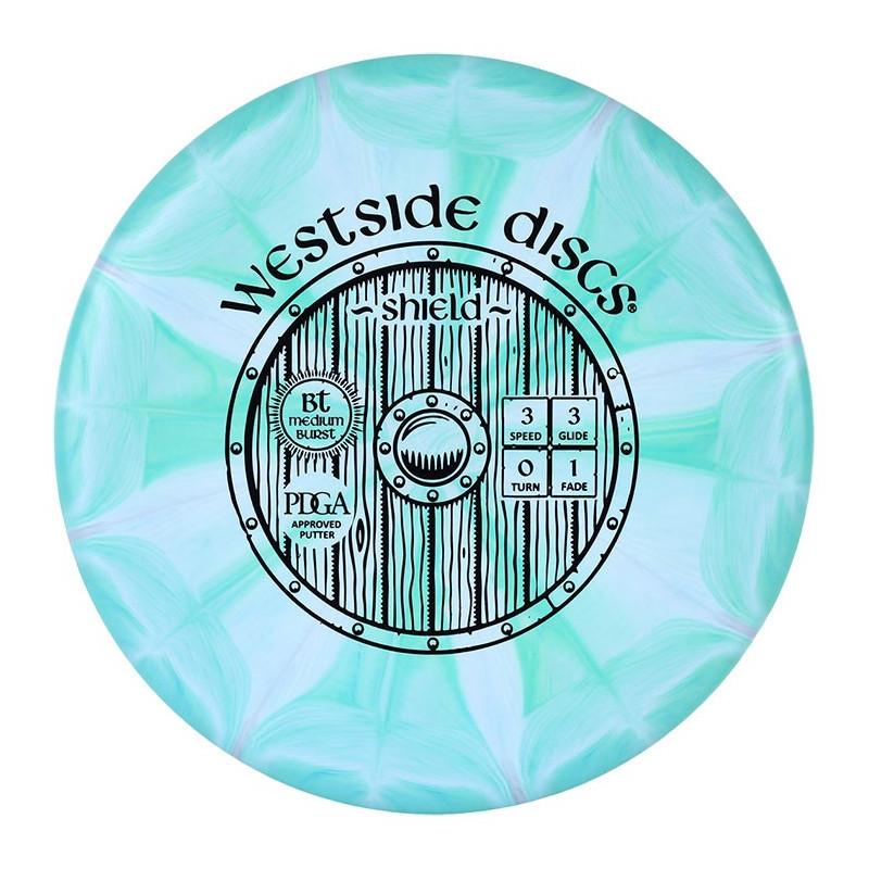 Westside Discs BT Medium (Burst) Shield