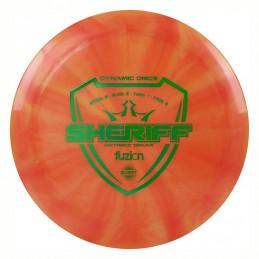 Dynamic Discs Fuzion (Burst) Sheriff