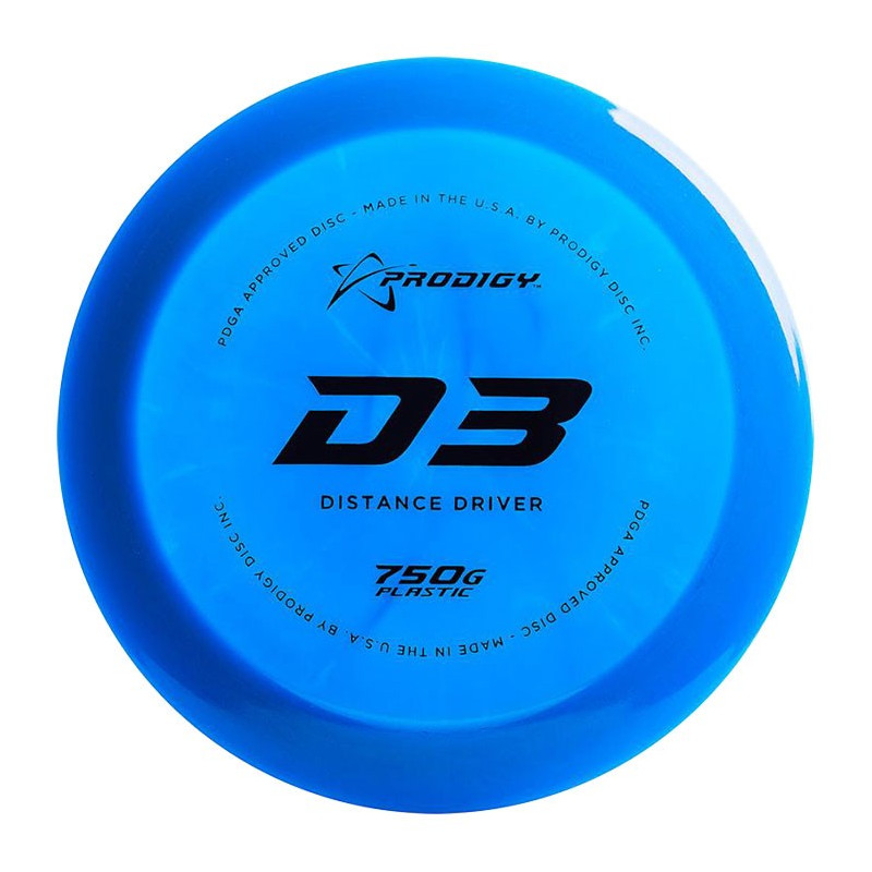 1095b723659 Prodigy 750G D3 - Discgolfar.ee