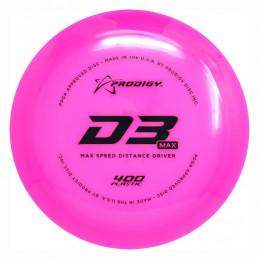 Prodigy 400 D3 MAX
