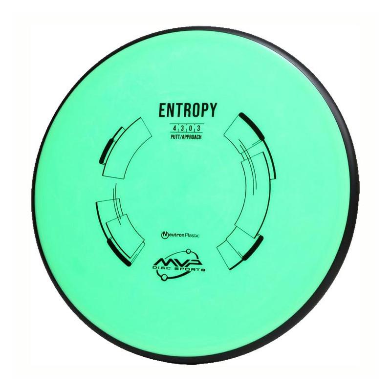 MVP Neutron Entropy