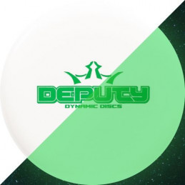 Dynamic Discs Classic Blend Moonshine Deputy