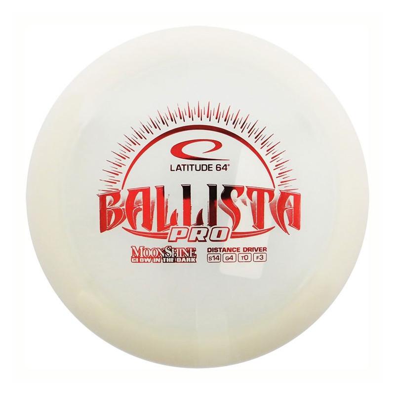 Latitude 64º Opto Moonshine Ballista Pro