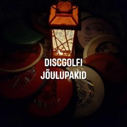 Discgolfar.ee christmas pack