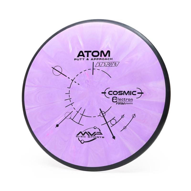 MVP Cosmic Electron Atom (Firm)