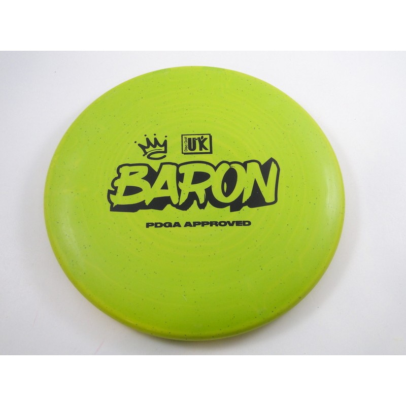 Discgolf UK Safe Fly The Baron