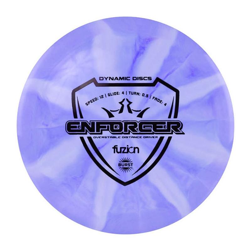 Dynamic Discs Fuzion Burst Enforcer