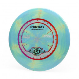 Streamline Discs Neutron Cosmic Runway