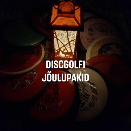 Discgolfar.ee jõulupakk 2020