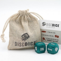 DiscDice Swirly