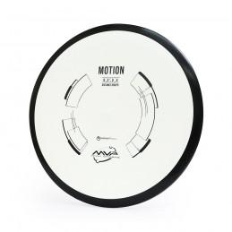 MVP Neutron Motion