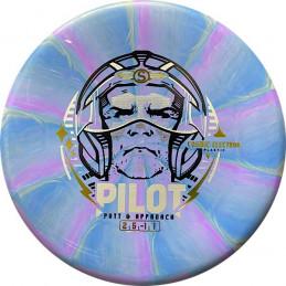 Streamline Discs Cosmic Electron Pilot