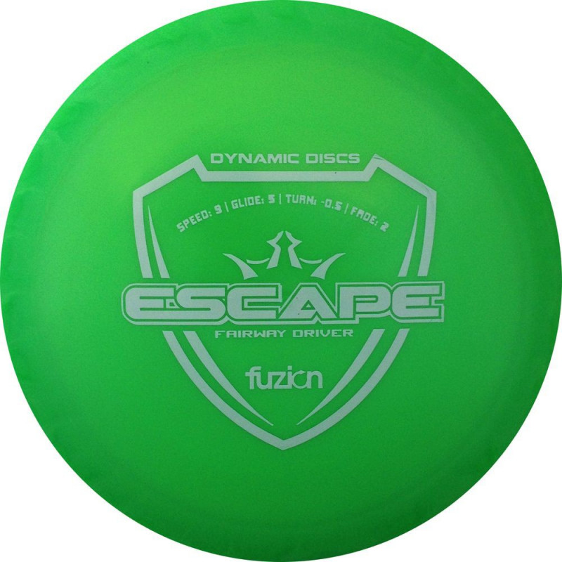 Dynamic Discs Fuzion Escape