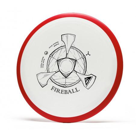 Axiom Neutron Fireball