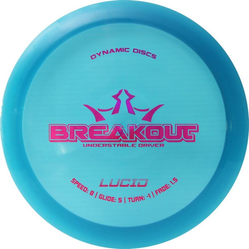 Dynamic Discs Lucid Breakout