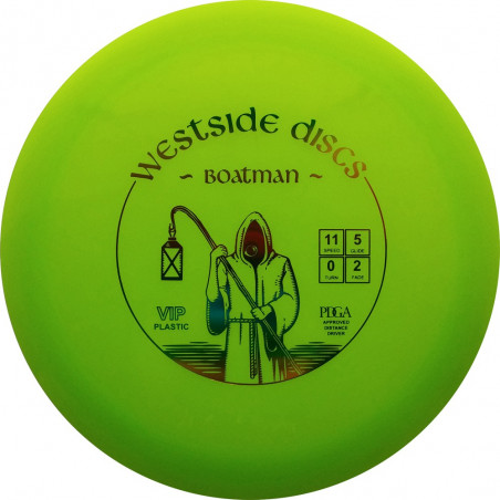 Westside Discs VIP Boatman