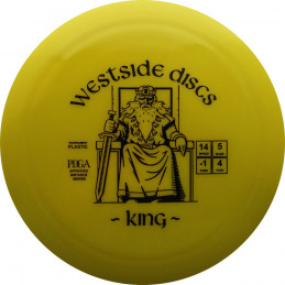 Westside Discs Tournament King