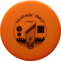 Westside Discs Tournament Harp