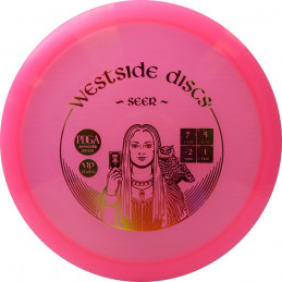 Westside Discs Tournament Seer